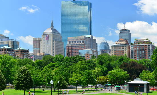Boston urban commons environmental sustainability