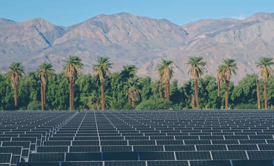 California clean energy landscape