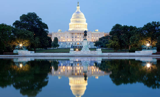 Capitol Hill congress sustainable business