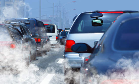 Tailpipe emissions were included in California's most recent cap and trade carbon allowance auction.