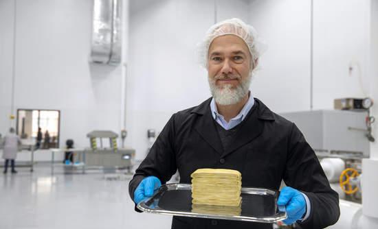 Nature's Fynd CEO Thomas Jonas
