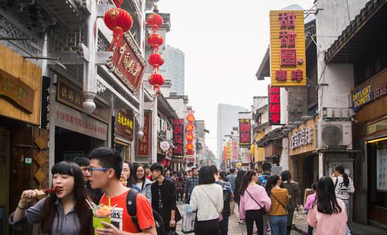 Changsha, Hunan Province, China.