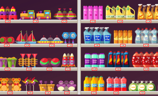 chemicals in products