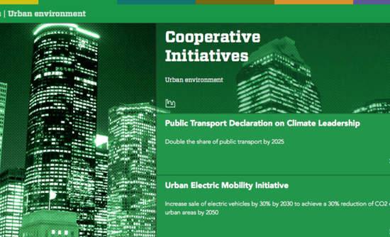 NAZCA city climate change platform