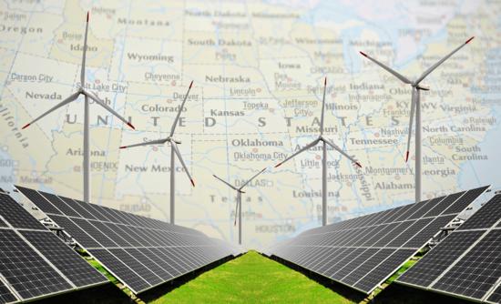 clean energy map