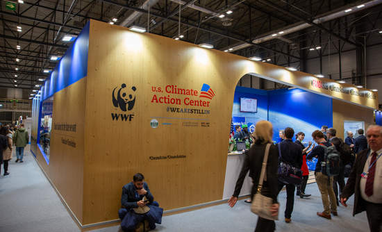 U.S. Climate Action Center at COP25