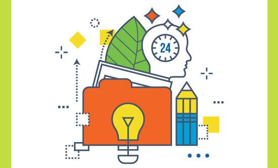 Illustration representing ideas