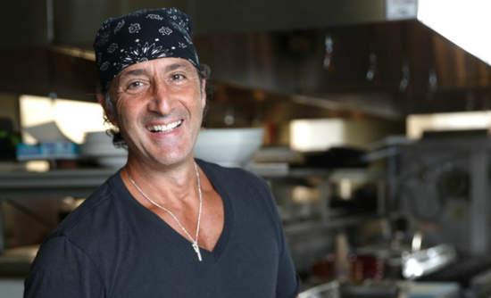 Chef David Fhima