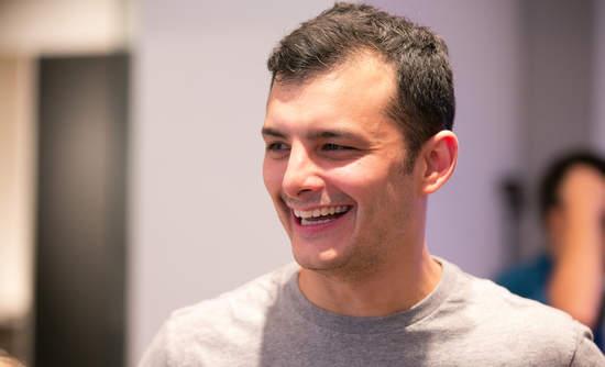 Derek Handley, Entrepreneur-in-residence at The B Team.