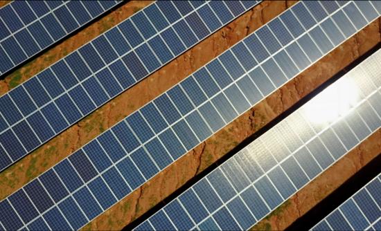 solar farm, Cox Enterprises
