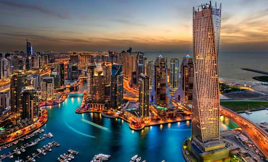 Dubai green economy