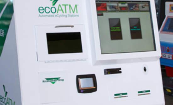 EcoATM Lands $14M in Funding for E-Waste Kiosks | GreenBiz