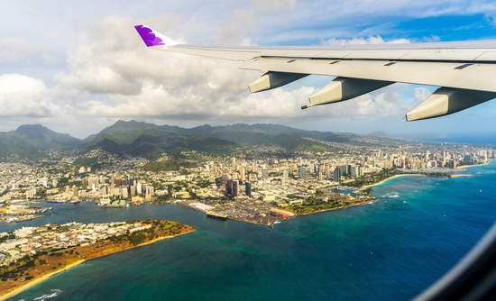 Energy efficiency upgrades in Hawaii's airports are projected to save $518 million.