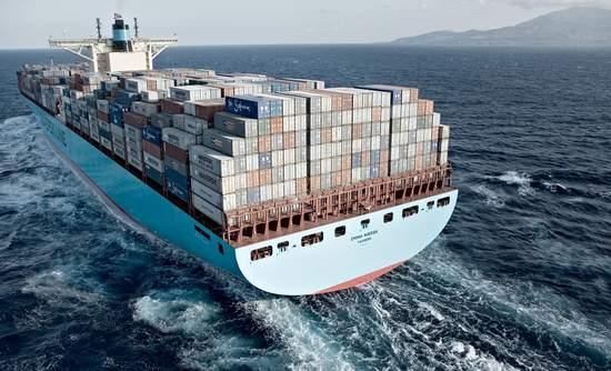 Maersk charts course toward sustainable shipping | GreenBiz