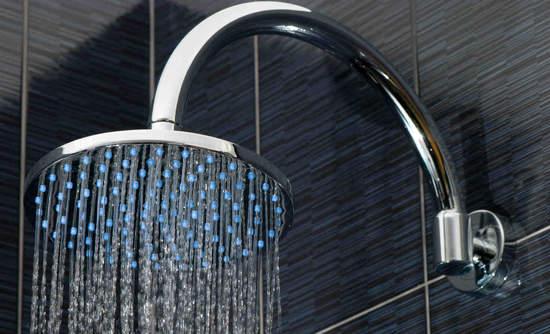 Huge showerhead