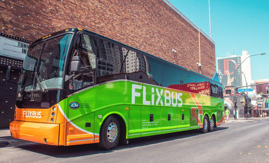 FlixBus in Las Vegas