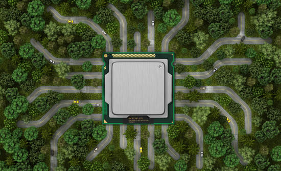 Forest and technology