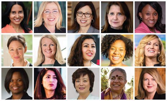 Badass Women, 2020