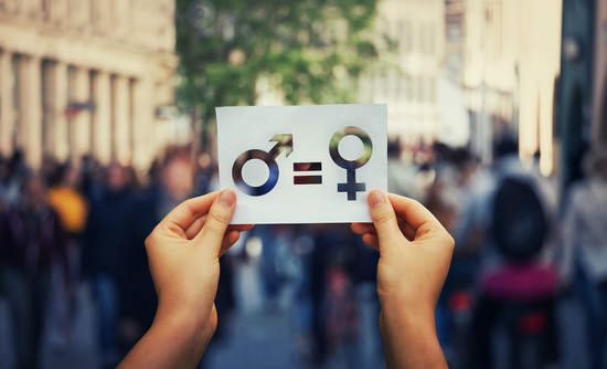 gender equality symbol