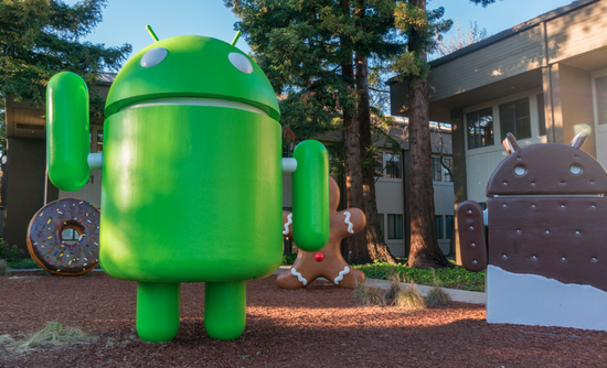 Google alien Silicon Valley and climate action
