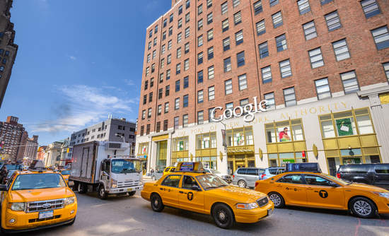 Google Sidewalk Labs smart cities technology