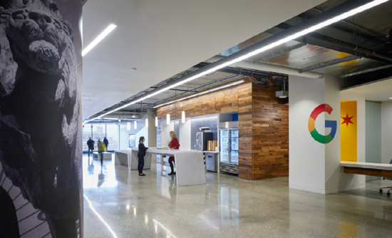 a look inside google s biophilic chicago offices greenbiz