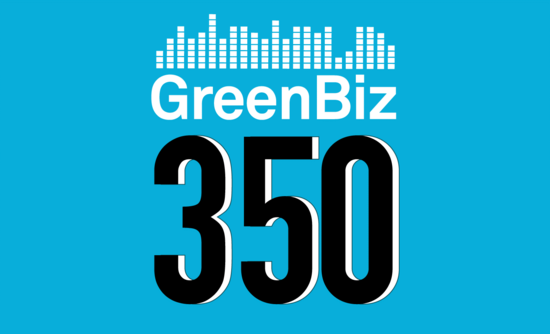 greenbiz 350 environmental podcast