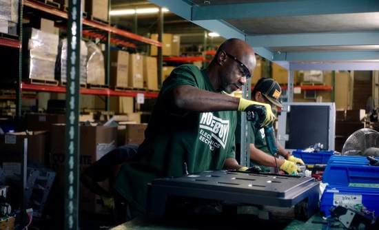 recycling, HP Inc., closed loop