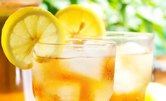 Image of iced tea