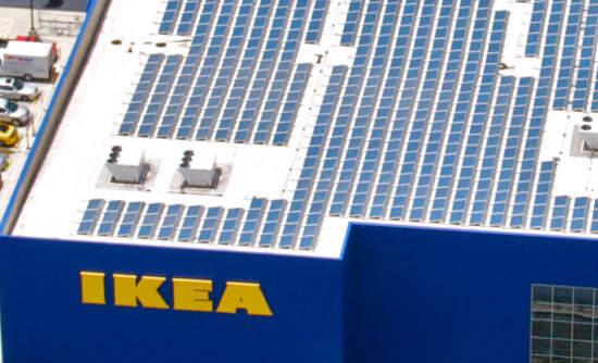 Behind Ikea S Coast To Coast Push For Solar Greenbiz