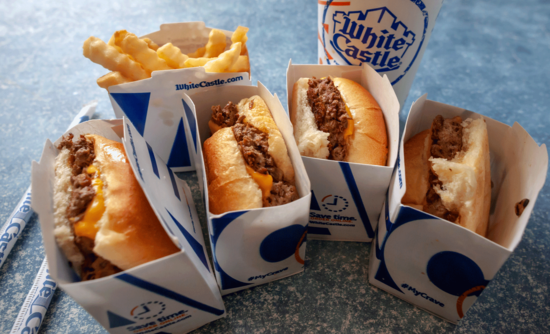 Impossible Burger at White Castle