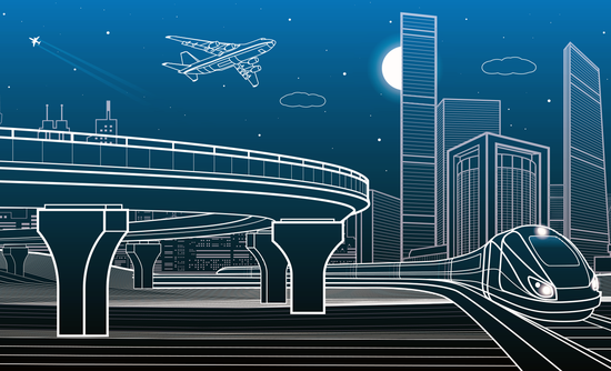 transportation infrastructure