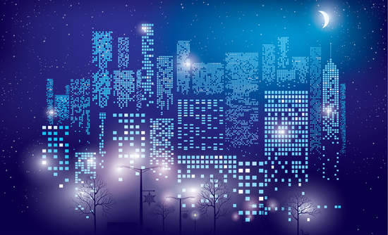The commercial building sector is disrupting the lighting industry the commercial building sector is disrupting the lighting industry aloadofball Choice Image