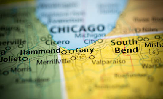 Gary. Indiana