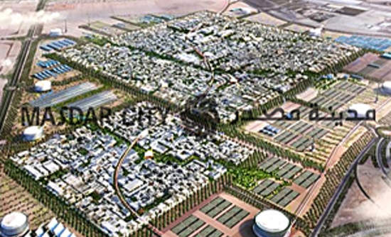 BASF Named Building Materials Supplier for Masdar City