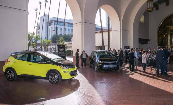 GM's Maven and Lyft aim to jumpstart on-demand EVs