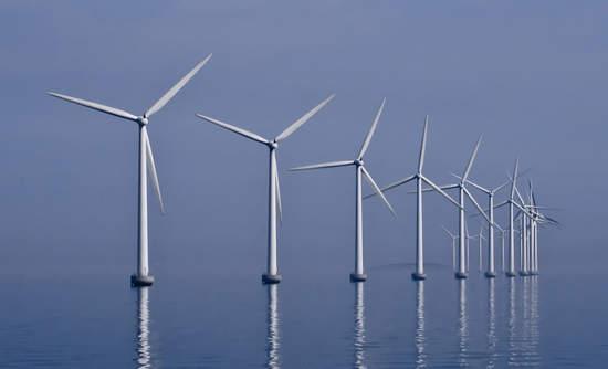 Middlegrunden offshore wind farm