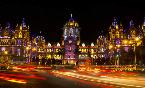 Mumbai India financing smart cities