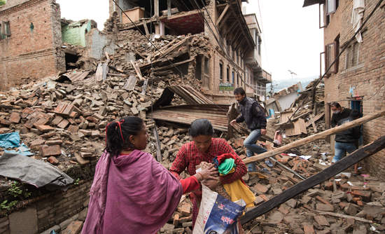 Nepal Earthquake biomimicry resilience