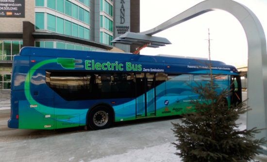 it s rush hour for urban electric buses greenbiz