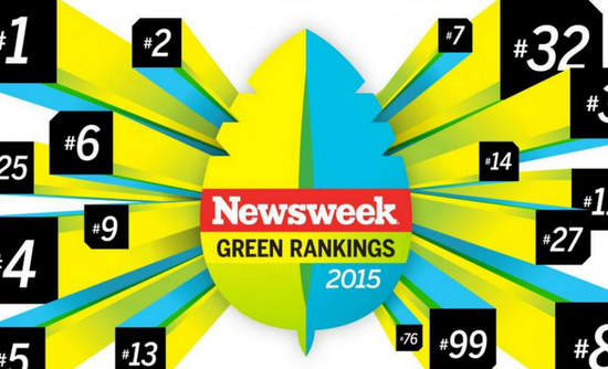 Newsweek's green rankings have traditionally been among the few green business lists watched closely by consumers.