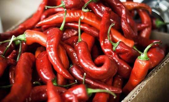 chili peppers, global food system sustainability