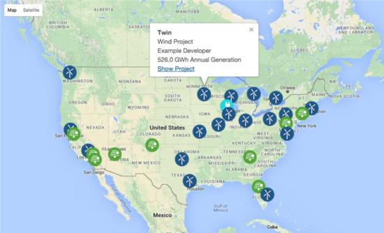Rocky Mountain Institute business renewables center marketplace