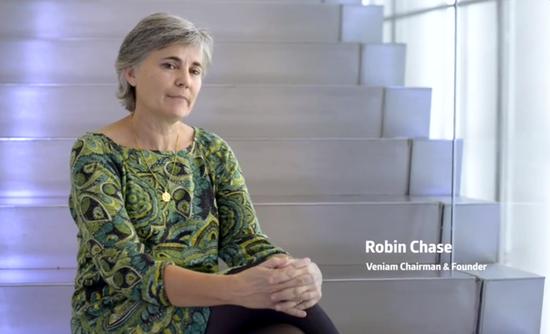 Robin Chase Veniam ZipCar