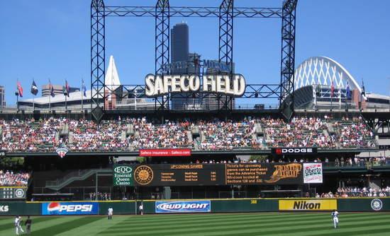 Seattle's Safeco Field