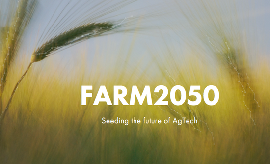 Farm2050 tech and food security
