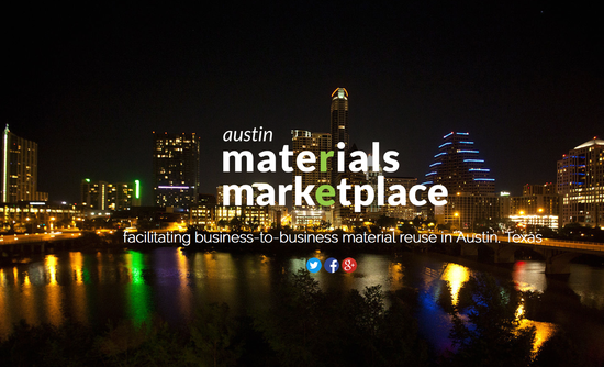 Austin Materials Marketplace 3M, General Motors