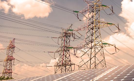 solar grid resource