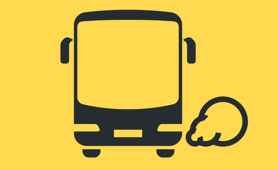 bus trucks EPA carbon emissions