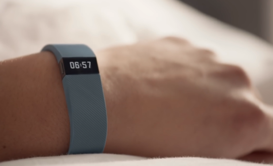 Fitbit wearable tech building big data lessons